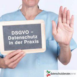 DSGVO in Arztpraxen