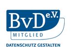 Logo BvD Mitglied