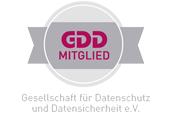 Logo GDD Mitglied